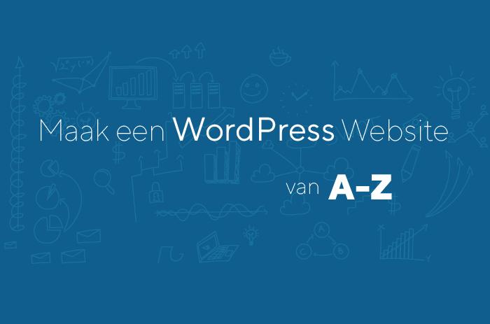 Maak een world-class WordPress website in een middag