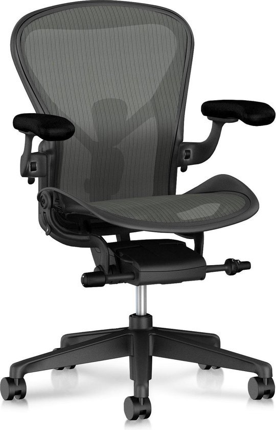Herman Miller Aeron (Remastered).