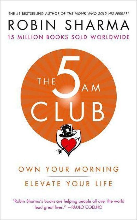 Ik probeerde 9 maanden Robin Sharma's 5 AM club. Lees hier mijn ervaring en het resultaat
