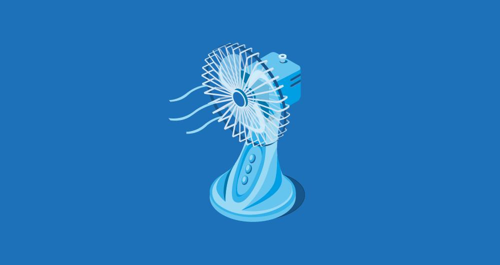 Wat is de beste ventilator voor je werkplek in 2021?