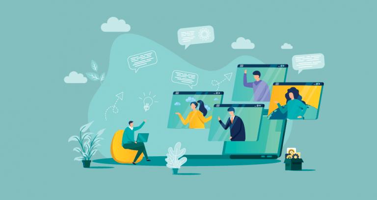 De 5 beste videoconferentie diensten van 2021 (inclusief gratis opties)