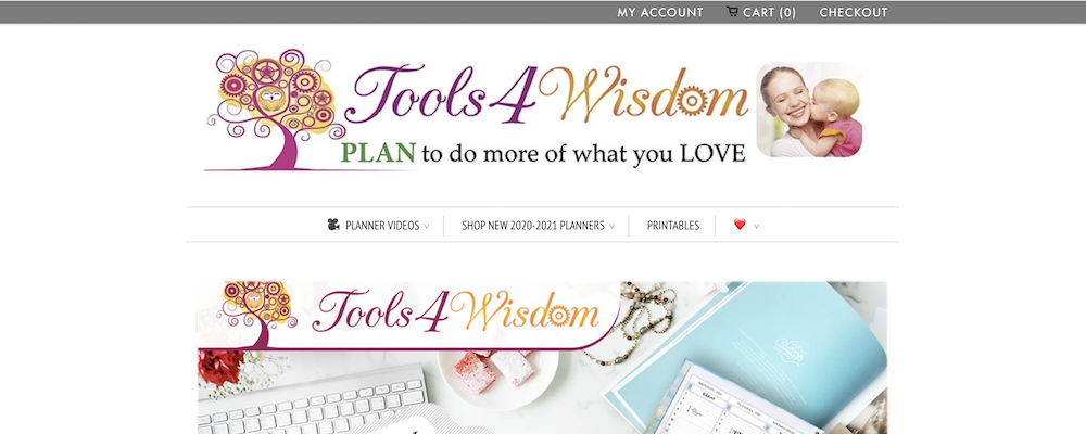 Tools4Wisdom website