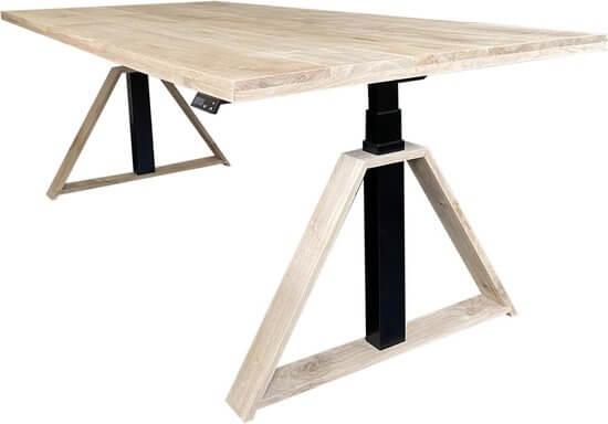 Het zit sta bureau van Wood it be Nice.