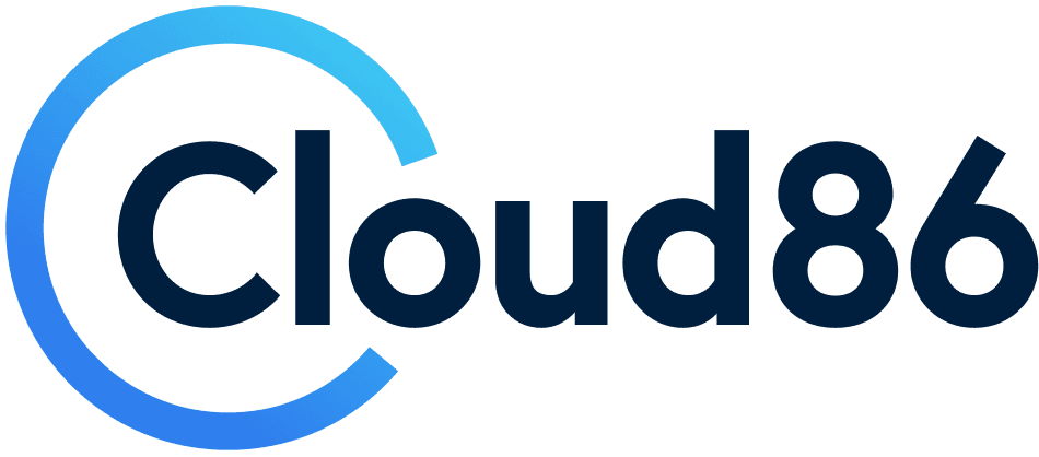 Cloud86 logo