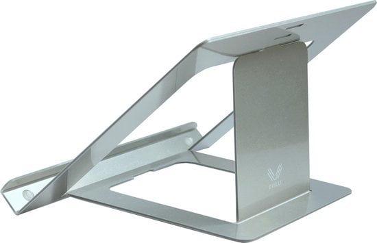 OviStand XL - Lichtgewicht Opvouwbare laptop Standaard - Verstelbare Notebook Stand - Laptop steun.