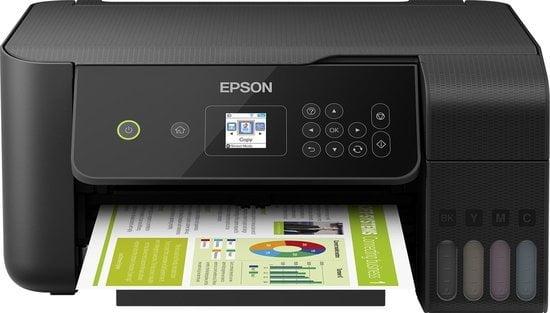 Epson EcoTank ET-2721 - All-in-One Printer.
