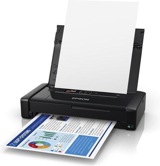 Epson Workforce WF-110W - Draagbare Inkjet Printer