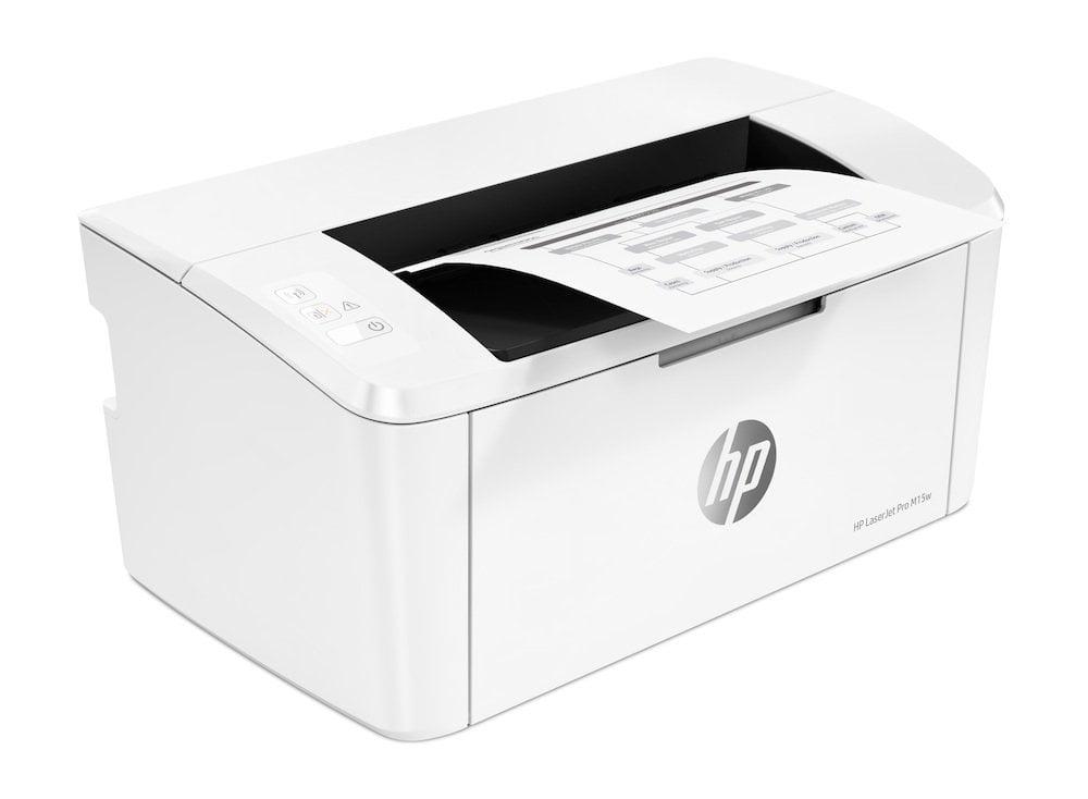 HP LaserJet Pro M15w – Zwart/wit Laserprinter