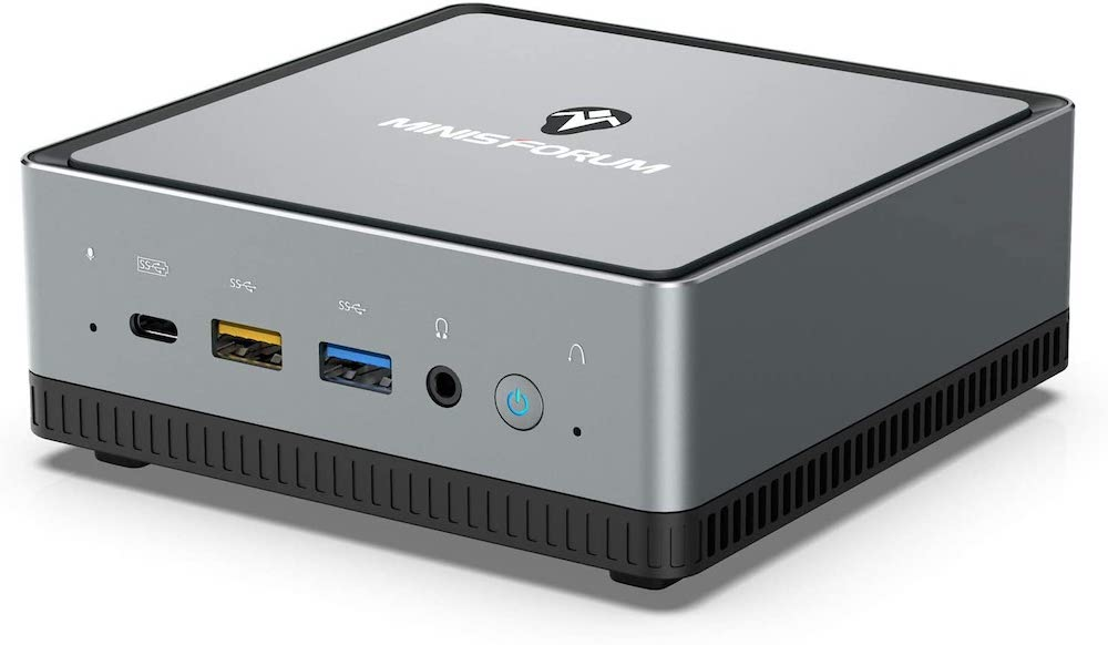 MINISFORUM Mini PC Intel Core i3