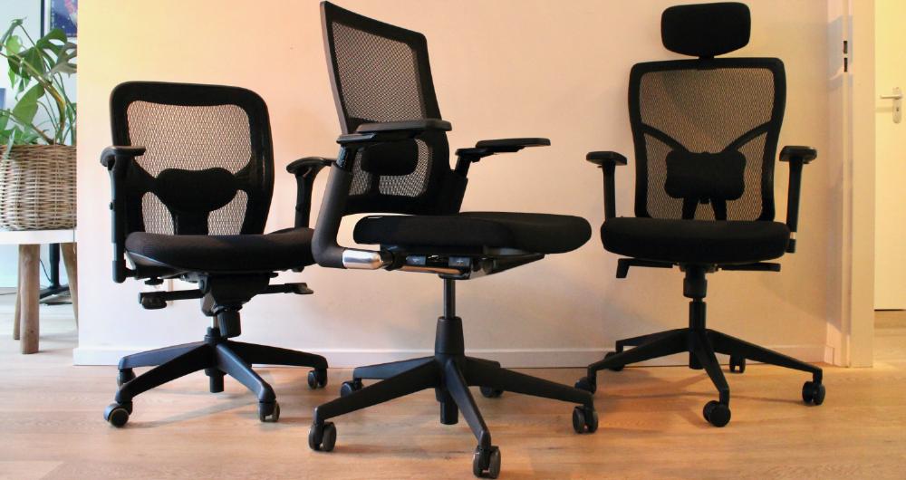 Beste bureaustoelen