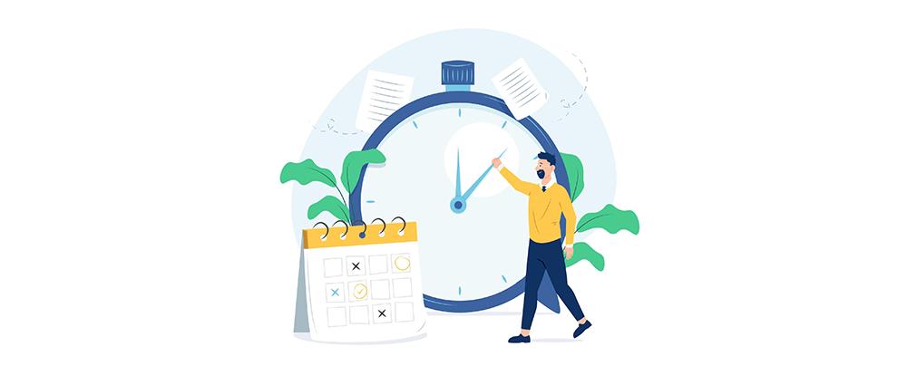 Tijd en doorlooptijd