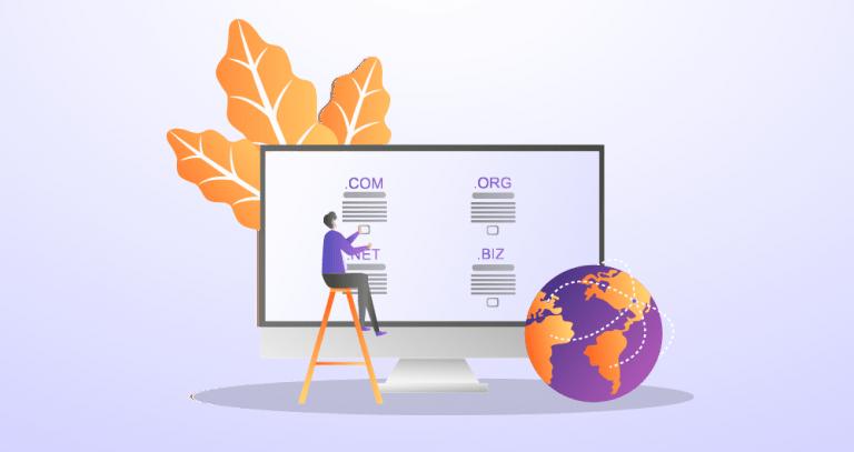 Webhosting vs. domeinnaam: de verschillen uitgelegd