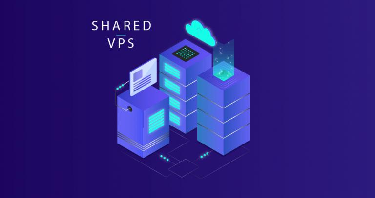 Shared vs. VPS hosting
