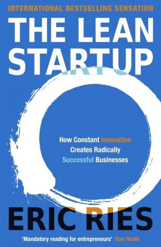 "MVP komt uit het boek ""the lean startup"""